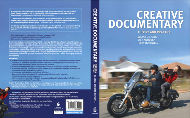 The cover for Creative Documentary