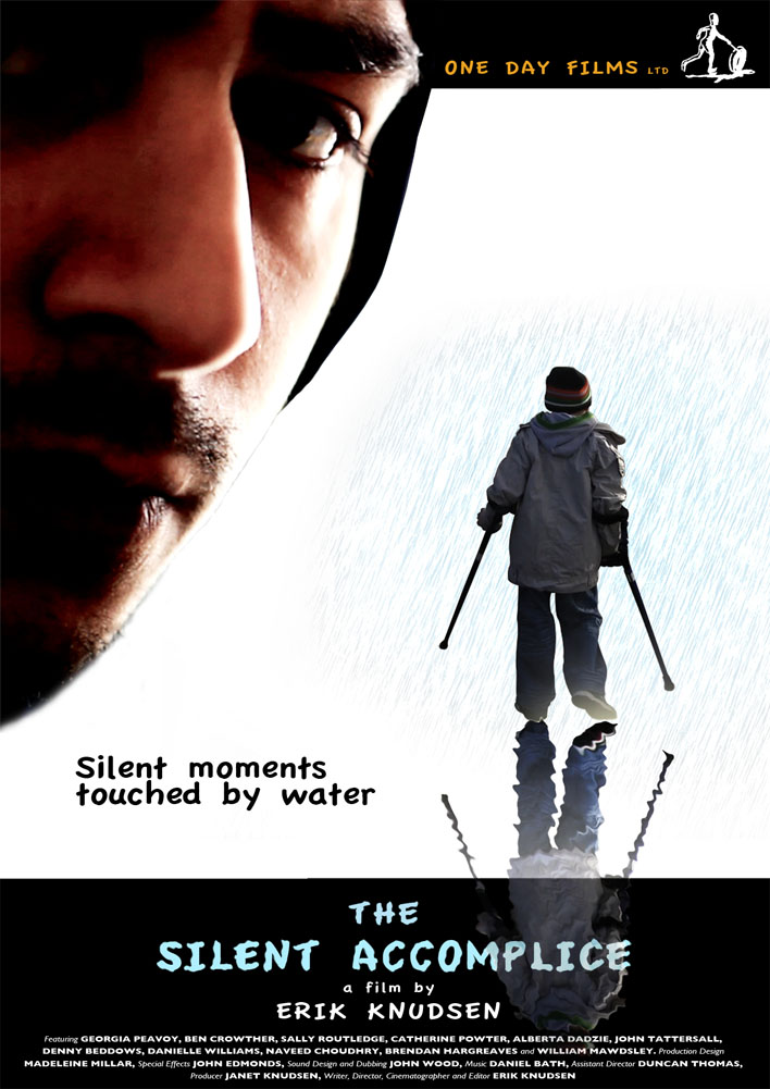 The Silent Accomplice Poster