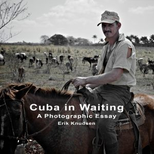 Cuba in Waiting: A Photographic Essay book cover