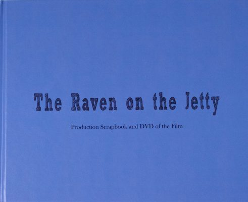 The Raven On The Jetty Scrapbook and DVD Front Cover