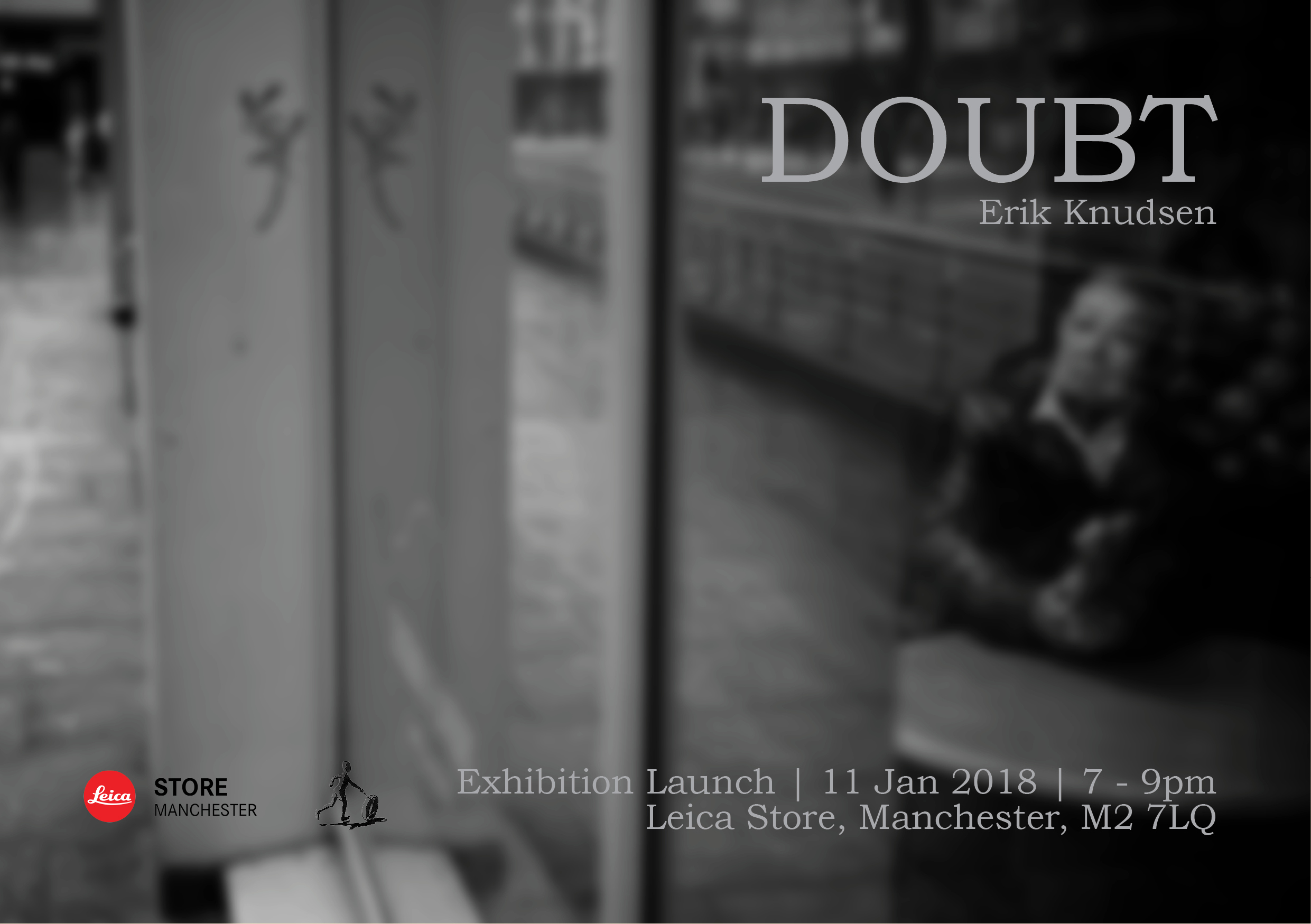 Doubt Exhibition and Book Launch with Erik Knudsen
